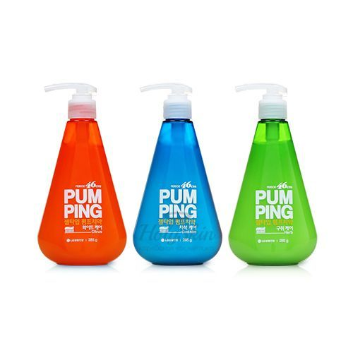 Купить Зубная паста LG Household and Health Care, Perioe 46cm Pumping Toothpaste, Южная Корея