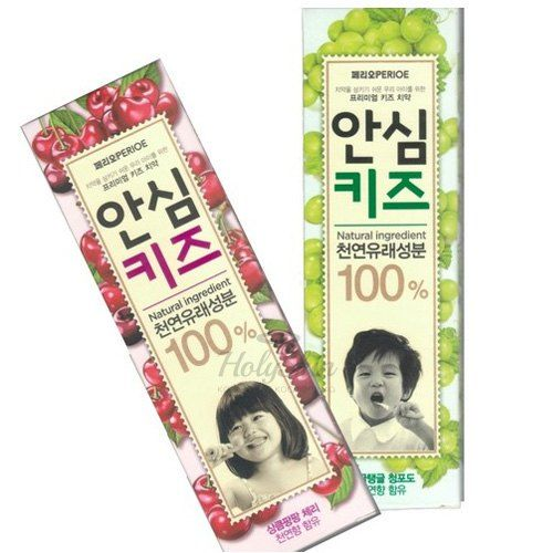 Детская зубная паста LG Household and Health Care