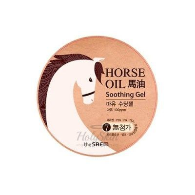 Jeju Horse Oil Soothing Gel Cream The Saem отзывы