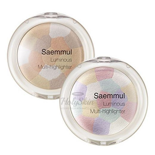 Saemmul Luminous Multi Highlighter The Saem