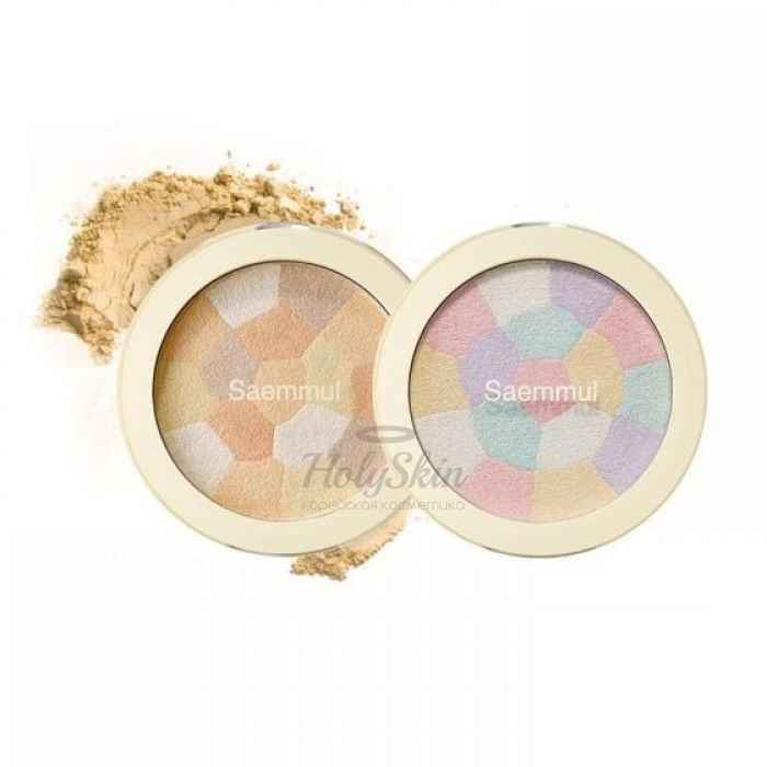 Купить Минеральный хайлайтер The Saem, Saemmul Luminous Multi Highlighter, Южная Корея