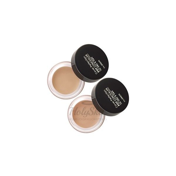 Консилер-корректор The Saem Cover Perfection Pot Concealer фото