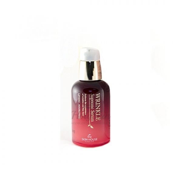 Wrinkle Supreme Serum The Skin House