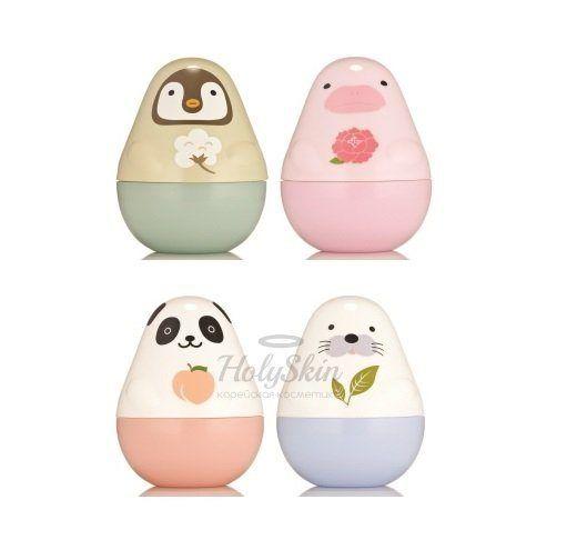 Купить Крем для рук в виде животных Etude House, Missing U Hand Cream, Южная Корея