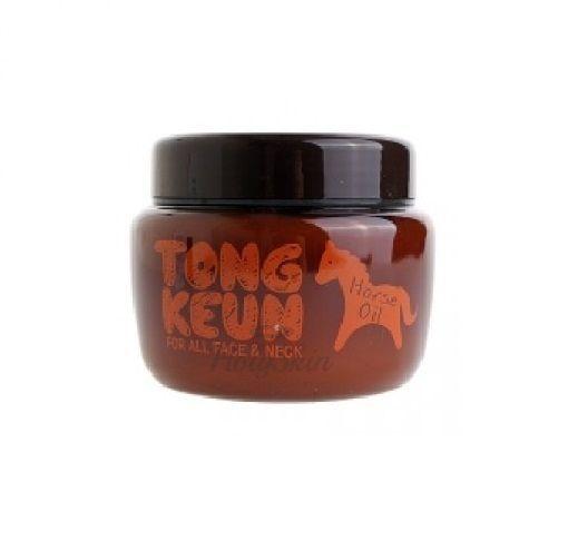 Купить Маска-крем с конским жиром Baviphat, Urban Dollkiss Tongkeun Golden Horse Oil Pack, Южная Корея
