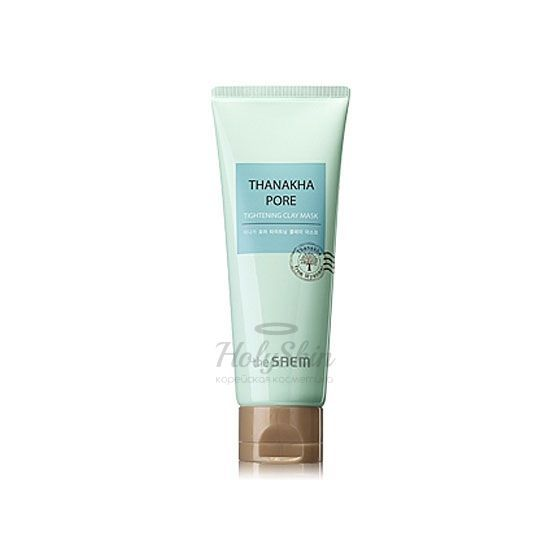 Thanakha Pore Tightening Clay Mask The Saem купить