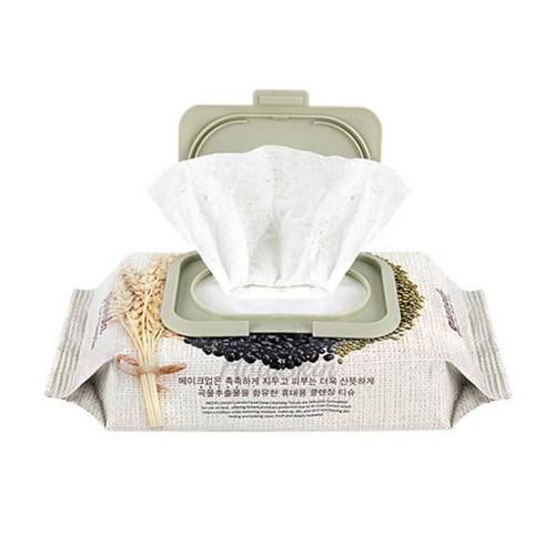 Купить со скидкой Салфетки для очищения кожи Medi Flower