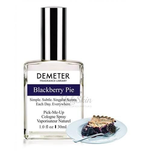 Парфюм с ароматом ежевичного пирога Demeter Demeter Ежевичный пирог фото