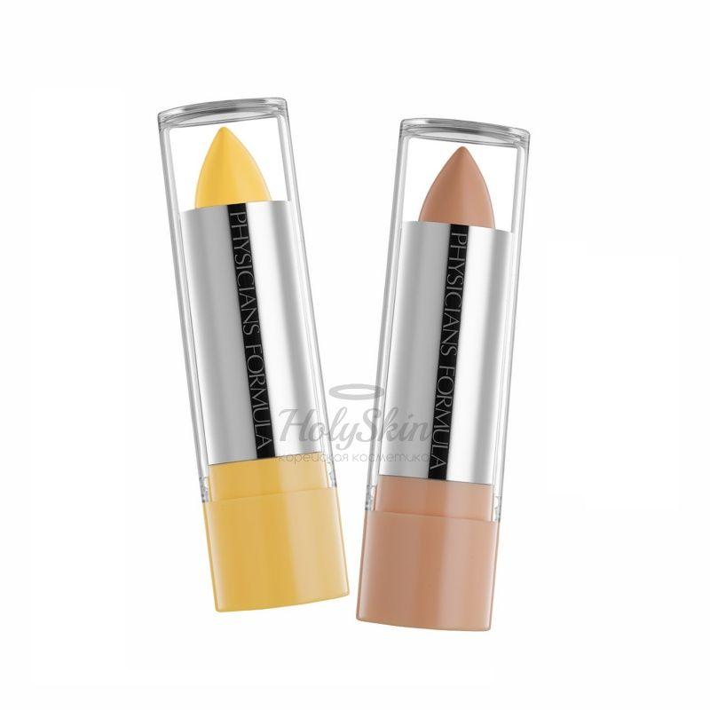 Купить Кремовый стик-консилер для маскировки дефектов кожи Physicians Formula, Gentle Cover Concealer Stick, США