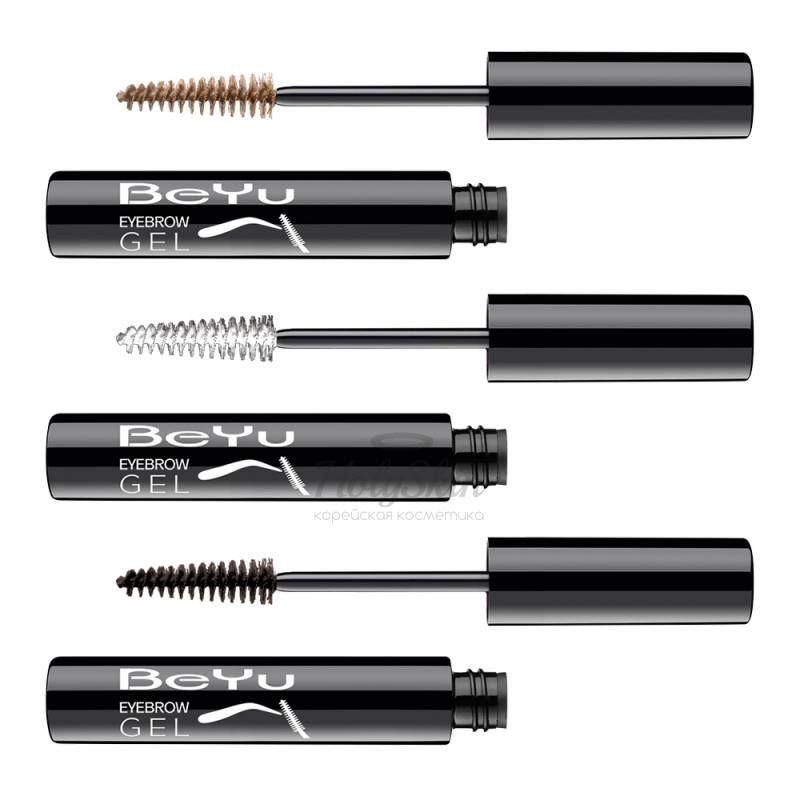 Купить Фиксирующий гель для бровей BeYu, BeYu Eyebrow Gel, Германия