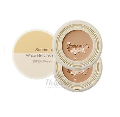Saemmul Water BB Cake The Saem отзывы