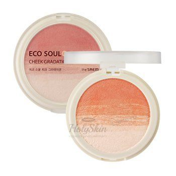 Eco Soul Cheek Gradation description