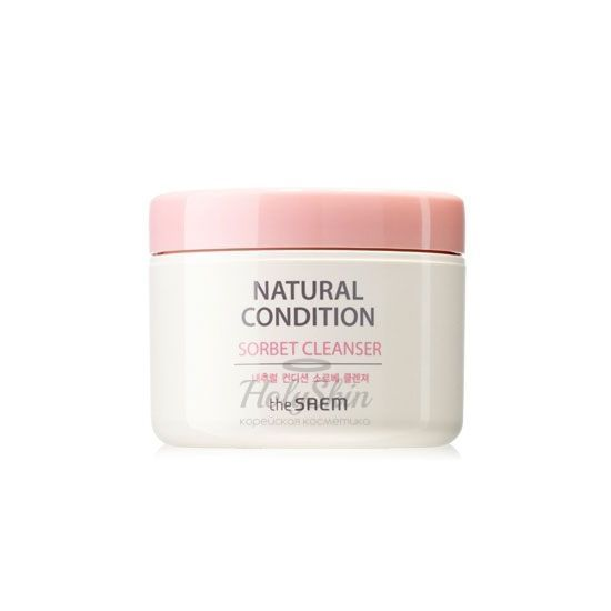 Natural Condition Sorbet Cleanser description