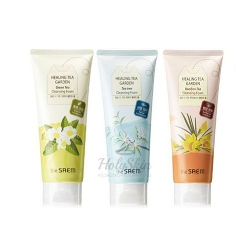 Healing Tea Garden Cleansing Foam The Saem