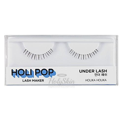 Накладные нижние ресницы Holika Holika Holi Pop Lash Maker Under Lash фото