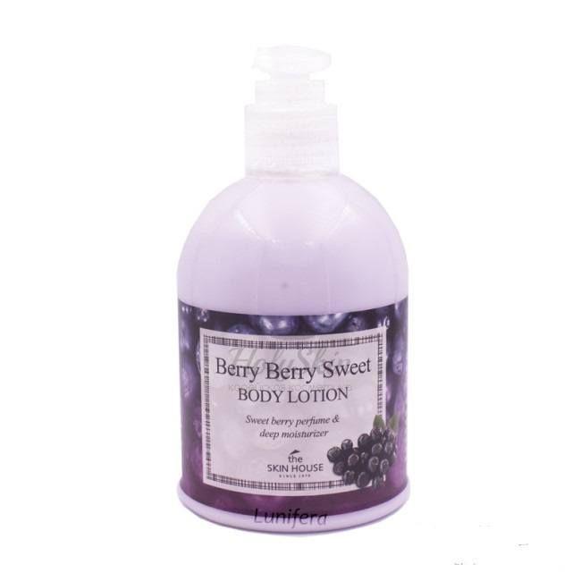 Лосьон для тела The Skin House Berry Berry Sweet Body Lotion
