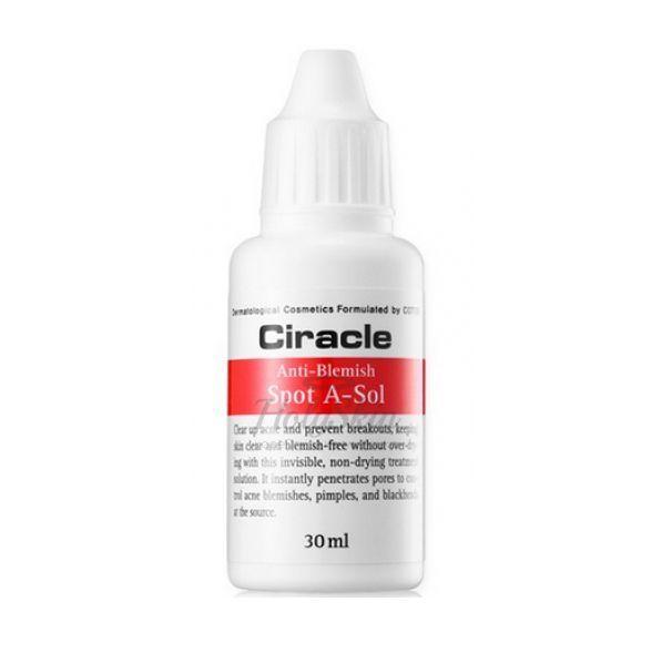 Купить Точечное средство от акне Ciracle, Anti-Blemish Spot A-Sol, Южная Корея