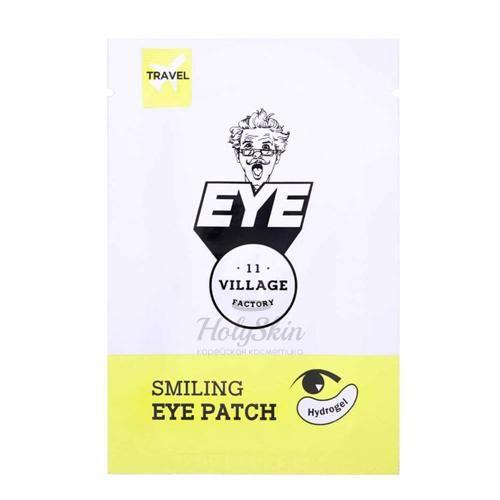 Купить Гидрогелевые патчи для век Village 11 Factory, Smilling Eye Patch, Южная Корея
