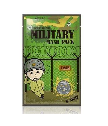 Мужская тканевая маска Mijin — Military Mask