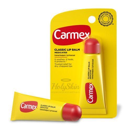 Бальзам для губ Carmex Carmex Classic Lip Balm Tube 10g фото