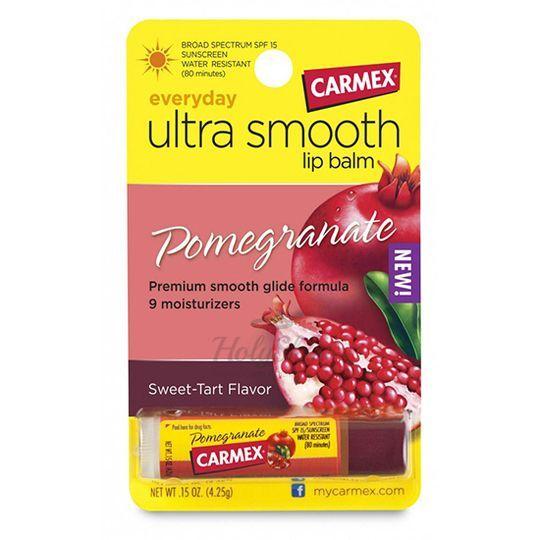 Купить Бальзам для губ с ароматом граната Carmex, Carmex Lip Balm Pomegranate Stick 4, 25g, США