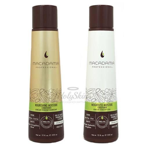 Купить Кондиционер для тонких волос с маслом арганы и макадамии Macadamia Professional, Macadamia Moisture Conditioner, США