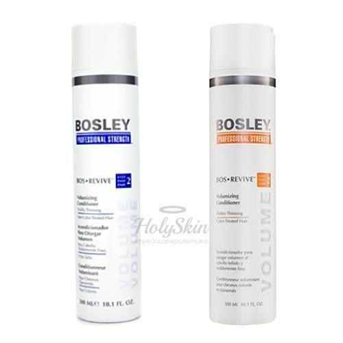 Купить со скидкой Кондиционер для объема истонченных волос Bosley