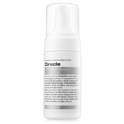 Ciracle Mild Bubble Cleanser Ciracle