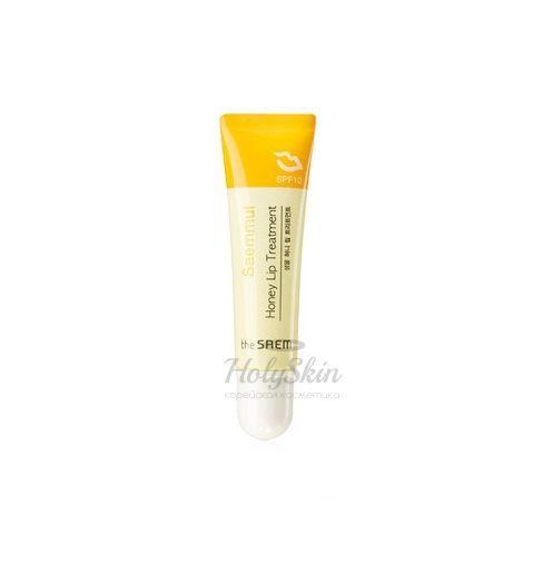 Купить Бальзам для губ с мёдом The Saem, Saemmul Honey Lip Treatment, Южная Корея