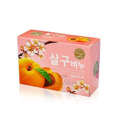 Rich Apricot Soap Mukunghwa купить