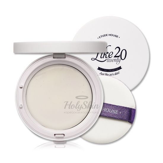 Like 20 All Day Cream Pact description