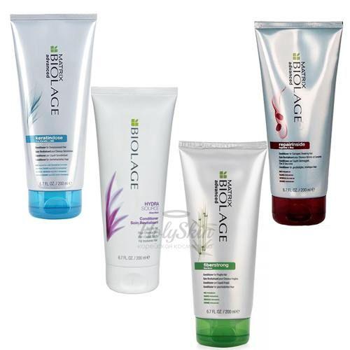 Серия кондиционеров для волос MATRIX — Biolage Conditioner