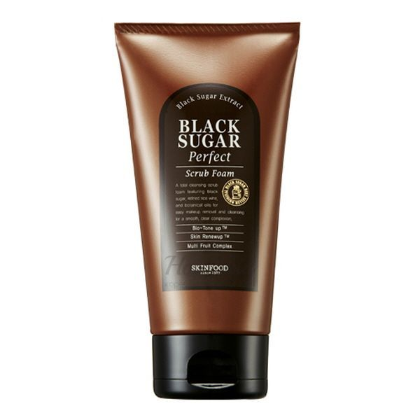 Black Sugar Perfect Scrub Foam description