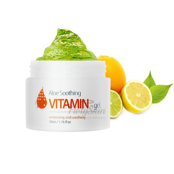 Aloe Soothing Vitamin Gel description
