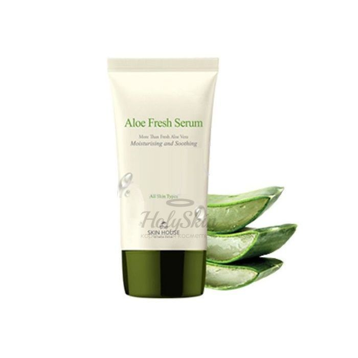 Aloe Fresh Serum (Tube) The Skin House купить