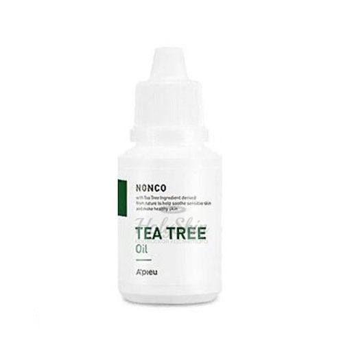 Купить Успокаивающая сыворотка для лица A'Pieu, Nonco Tea Tree Oil, Южная Корея