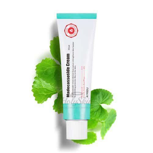 Купить Крем для лица A'Pieu, Madecassoside Cream, Южная Корея