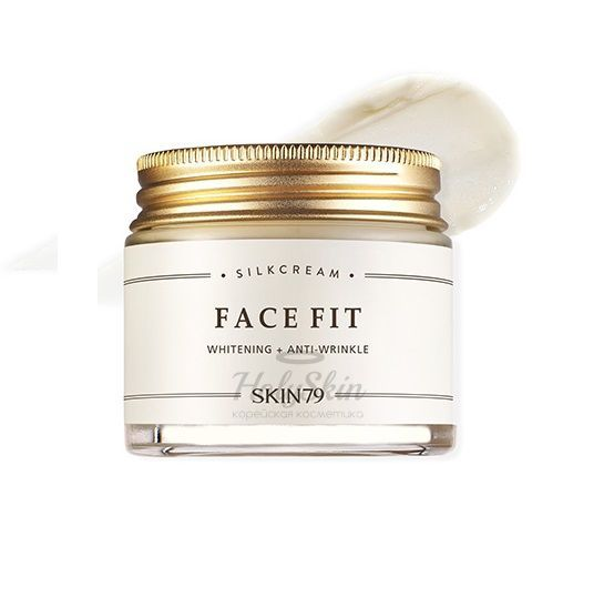 Face Fit Silk Cream description