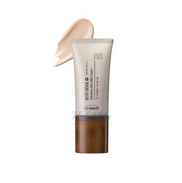 Eco Soul Flawless Skin BB Cream The Saem