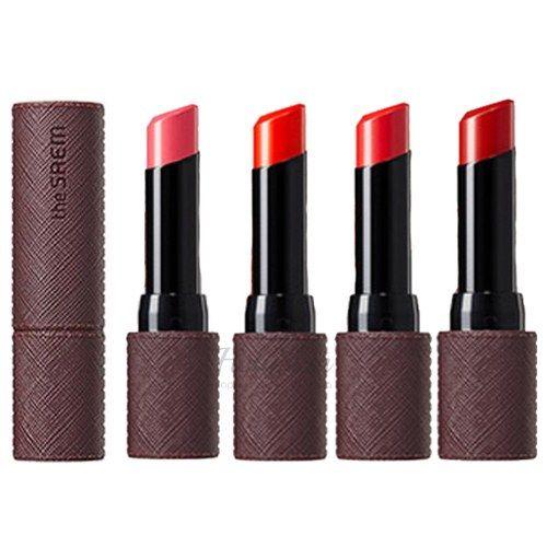 Купить Матовая помада для губ The Saem, Kissholic Lipstick Extreme Matte, Южная Корея
