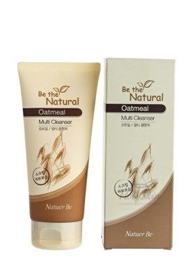 Natuer Be Oatmeal Multi Cleanser Enprani купить
