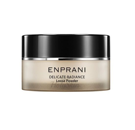 Delicate Radiance Loose Powder Enprani отзывы