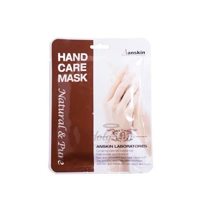 Natural and Pure Hand Moisture Mask description