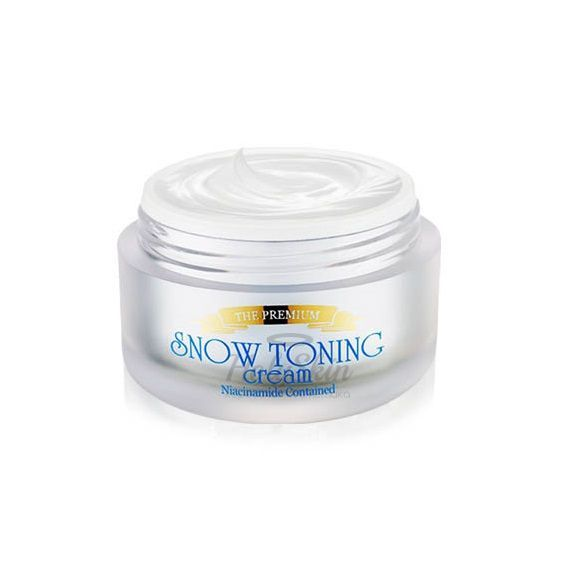 The Premium Snow Toning Cream Secret Key отзывы