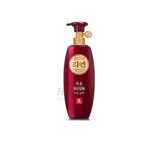 ReEn Oriental Hair Science Shampoo LG Household & Health Care отзывы