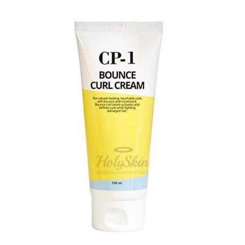 Купить Увлажняющий крем для поврежденных волос Esthetic House, CP-1 Bounce Curl Cream, Южная Корея