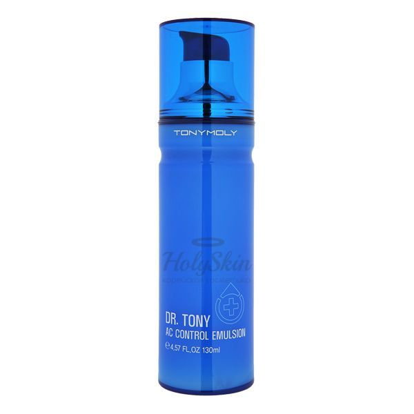 Dr Tony AC Control Emulsion description