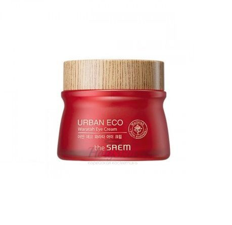 Urban Eco Waratah Eye Cream description