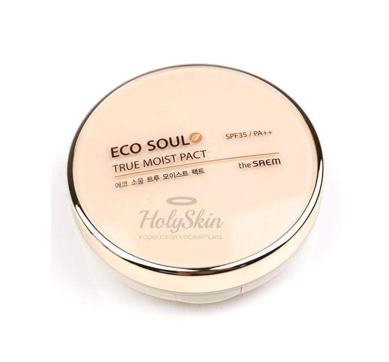Eco Soul True Moisture Pact купить