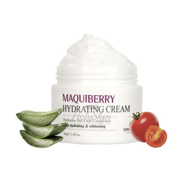 Maqui Berry Hydrating Cream The Skin House отзывы
